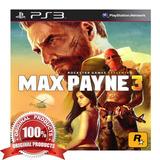 Max Payne 3 Ps3 Digital