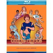 Blu-ray Boogie Nights / Juegos De Placer