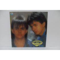 Lp - Vinil - Chitãozinho & Xororó - Meu Disfarce - 1987