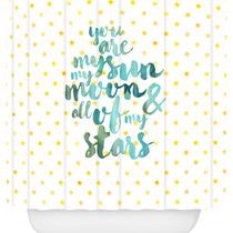 Cortina Para Baño Hello Sayang You Are My Sun My Moon And A