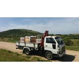 Fletes Transportes Camion Grúa