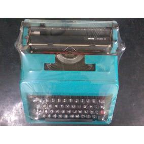Máquina De Escrever Olivetti Studio 45, Garantia De 3 Meses!