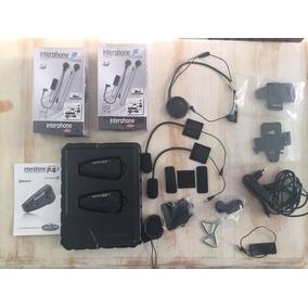 Intercomunicador Para Moto Inalámbricos Bluetooth F4s