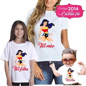 9017145b20 Mad Mulher Maravilha - Camisetas e Blusas em Canoas no Mercado Livre ...