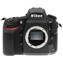 Câmera Nikon D810 Corpo + Cartão 32 Gb (pronta Entrega)