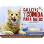 Galletas Y Comida Para Gatos ¡caseras!; Vv.aa.