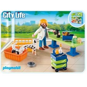 Playmobil 5970 Carrying Case Veterinaria Maletin Gzt Metepec