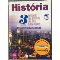 Livro História Vol 3 - Manual Do Professor.