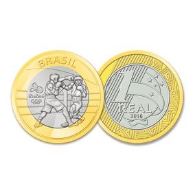 Moedas Das Olimpíadas+moeda Banco Central 40 Ano+fao
