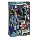 Boneca Mattel Monster High Ghoul Sports Clawdeen Wolf