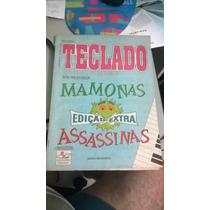 Mamonas Assassinas Revista Teclado Toque Hoje Mesmo Raridade