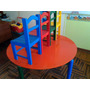 Sony Mesa Para Niños Con Silla Colores