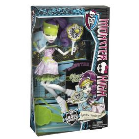 Boneca Mattel Monster High Ghoul Sports Spectra Vondergeist