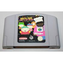 South Park Chef Luv N64 Nintendo 64