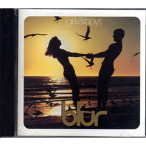 Cd Single Importado De Blur: Girls & Boys (6 Canciones)