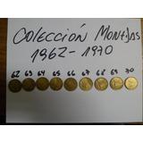 Vendo Monedas Chilenas 1962 Al 1970 .todas En 20000