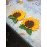 Hermosas Flores En Yeso Para Decorar El Hogar!!!