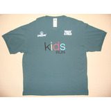 Camiseta Corrida Kids Run - 100% Poliamida - Track Field