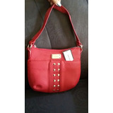 Cartera Nine West Importada En Color Rojo