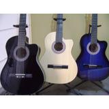 Guitarra Acústica Importada, Mastil Reforzado