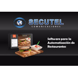 Software Programa Para Restaurantes, Fast Food, Bares.