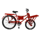 Bicicleta 26 F/m Super Cargo - Master Bike
