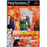 Dragonball Budokai Af Juego Playstation 2 Ps2
