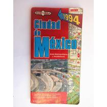 Guia Roji Ciudad De México 1994