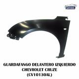 Guardafango Izquierdo Chevrolet Cruze