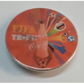 Pin Prendedor Coca Cola Tour Copa Del Mundo 2010