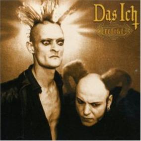 Cd Das Ich - Relikt ( Depeche Mode, Front 242, Gótico )