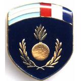 Distintivo Policía Santa Fe Infantería