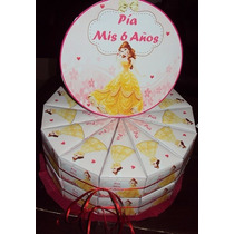 Bella Princesa Bolsitas Golosineras Souvenirs Infantil X 13