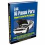 Libro 10 Pasos Para Restaurar Autos Que No Encienden