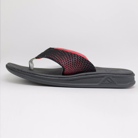 Chinelo Reef Rover Black Red R2295-2035