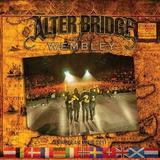 Alter Bridge - Live At Wembley [cd+2dvd] Importado Lacrado