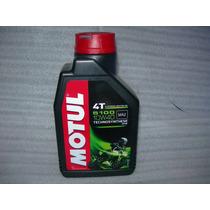 Aceite Para Motocicletas 4 Tiempos Motul 5100 10w-40