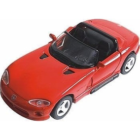 Carro Miniatura Metal Maisto - Dodge Viper Rt/10