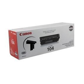 Toner Canon Original 104 Cartridge Negro Mf4100 4200 L90 Tt