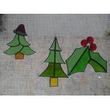 Decoración De Navidad - Adornos De Navidad En Vitraux