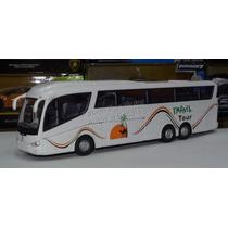 1:50 Autobus Scania Irizar Pb Tres Ejes Cararama C Caja