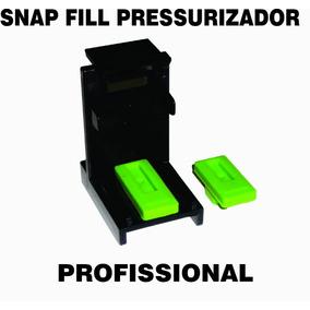 Snap Fill Profissional Recarga De Cartuchos Hp Lexmark Canon