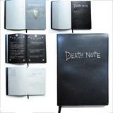 Caderno Death Note + Pena Pronta Entrega Couro