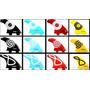 Quilhas Encaixe Fcs + Chave Marca Skyf S5 Prancha De Surf