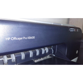 Impresora Hp Officejet Pro K8600 (doble Carta)