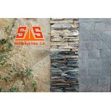 Piedras Decorativas Tipo Taco Para Revestir Paredes Y Muros.