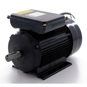Motor Eletrico 0,5cv 127/220v 3500rpm Monofásico Bifásico 2p