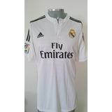Camisa Real Madrid adidas Modelo 2015 Pronta Entrega
