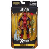 Deadpool Marvel Legends Deadpool Baf Juggernault Brinquetoys
