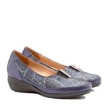 Zapatos Cuero Super Confort Taco Chino Art 3307 - Tallon
